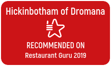 Dromana excellence award from Restaurant Guru
